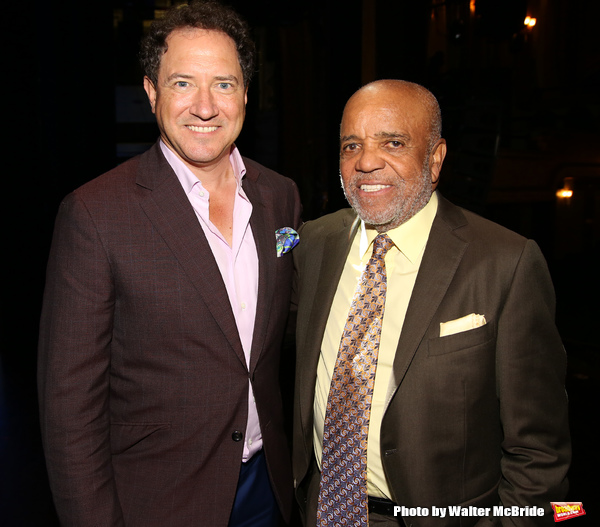 Kevin McCollum and Berry Gordy