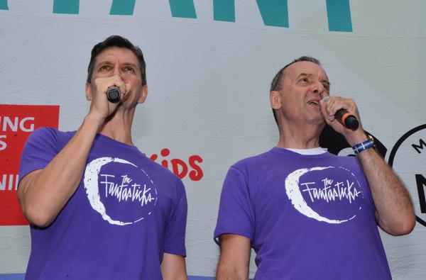 Rob Richardson and Dale Hansley Photo