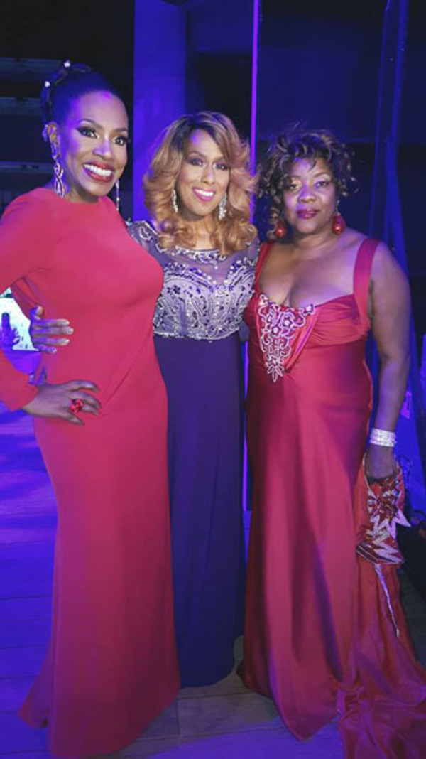 Sheryl Lee Ralph, Jennifer Holliday & Loretta Devine