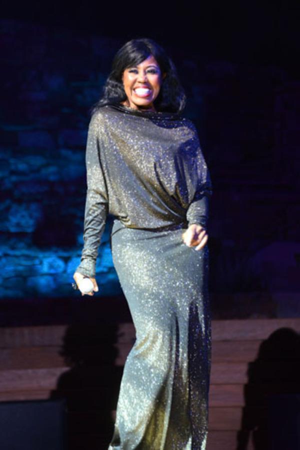 Photo Flash: Broadway Under the Stars Celebrates DREAMGIRLS 35th Anniversary
