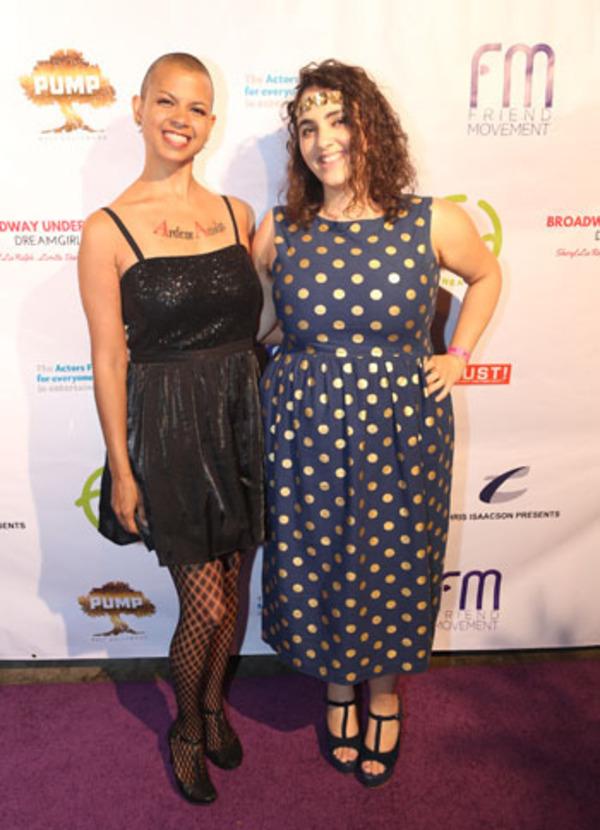 Heather Henderson & Shelley Segal