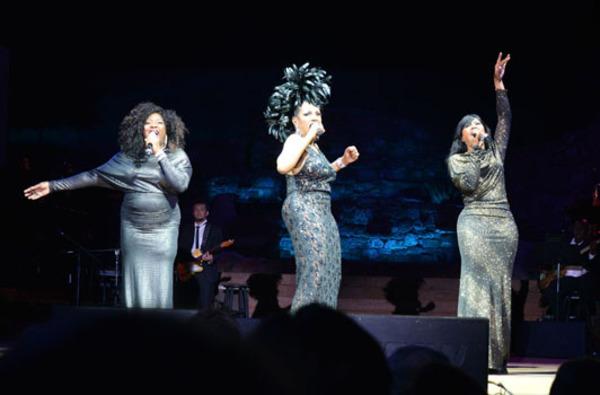 Loretta Devine, Sheryl Lee Ralph & Sharon Catherine Brown