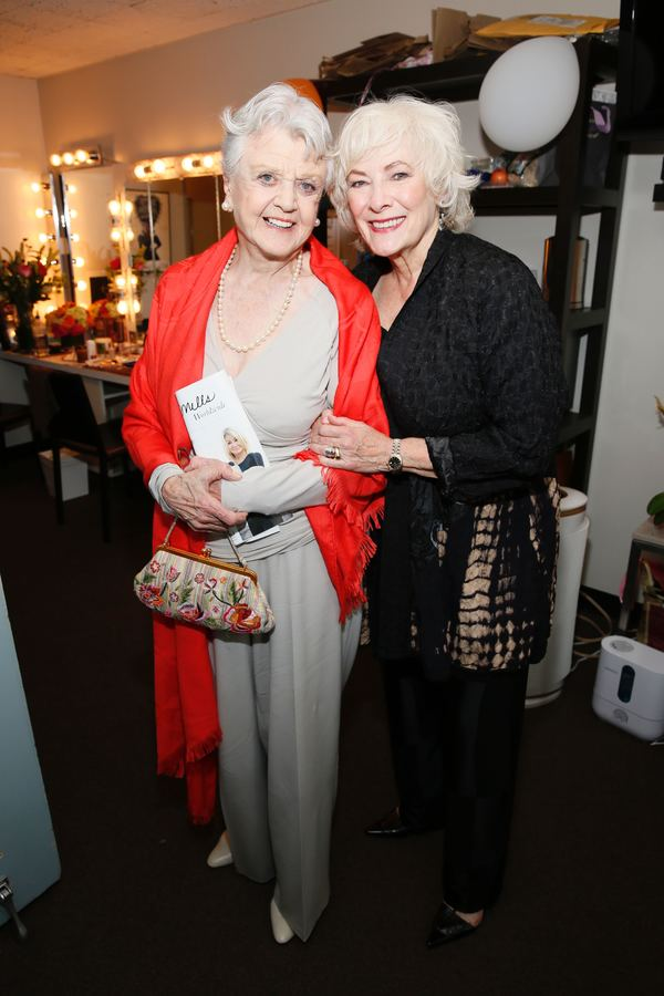 Angela Lansbury and Betty Buckley