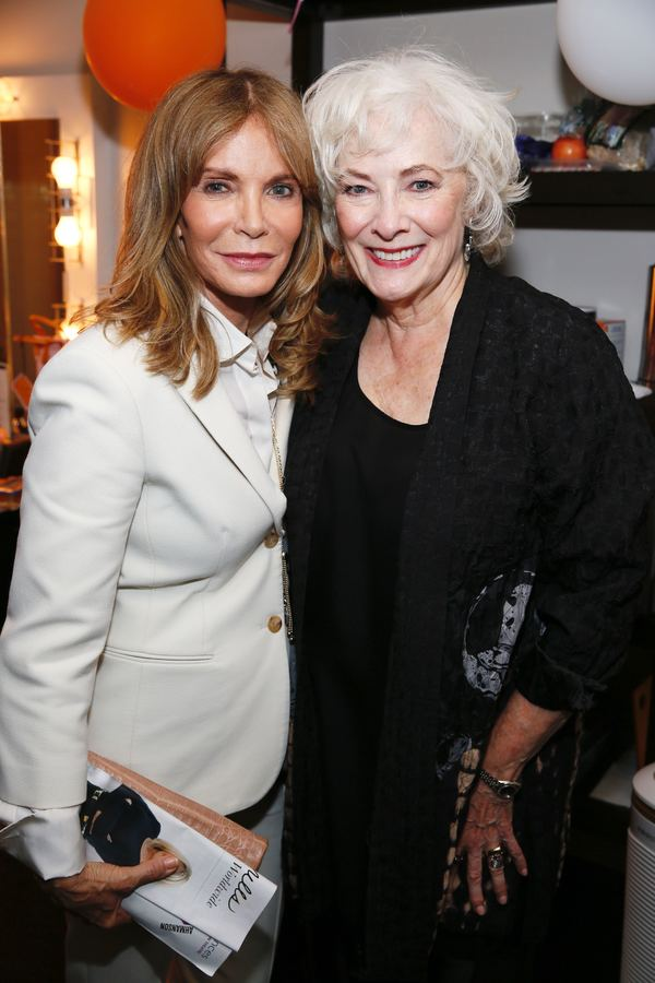 Jaclyn Smith and Betty Buckley