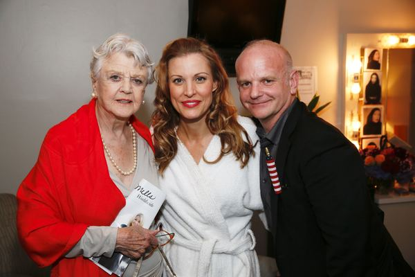 Angela Lansbury, Rachel York and  Michael Wilson