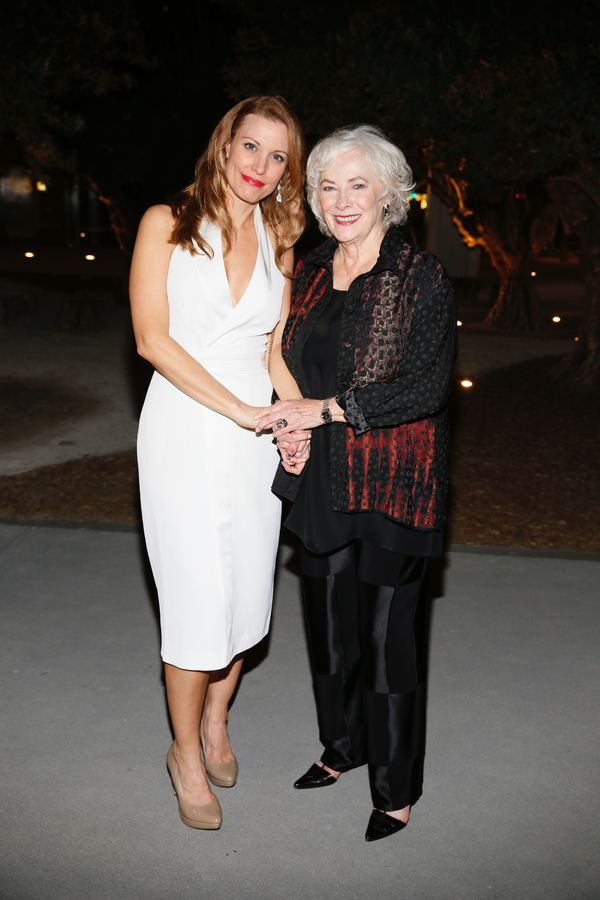 Rachel York and Betty Buckley