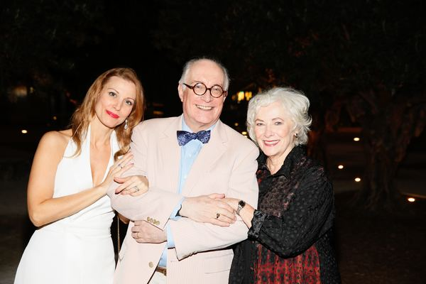 Rachel York, Simon Jones and  Betty Buckley