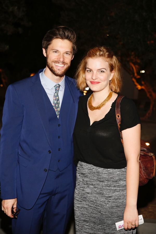 Photo Coverage: Angela Lansbury & More Attend GREY GARDENS THE MUSICAL Opening Night