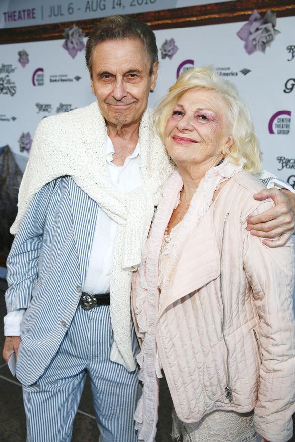Joe Bologna and Renee Taylor