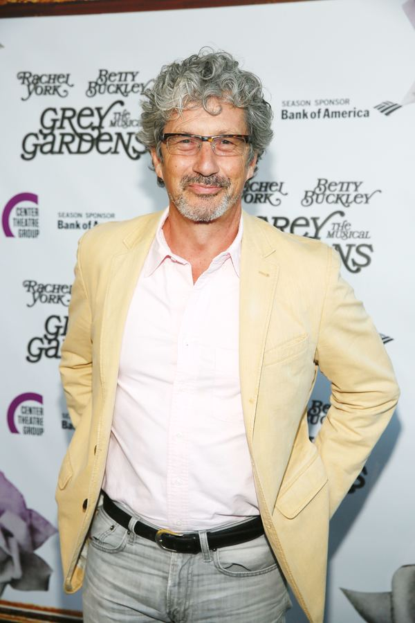 "Actor Charles Shaughnessy arrives during the opening night performance of ""Grey Gardens"" The Musical at Center Theatre Group/Ahmanson Theatre on Wednesday, July 13, 2016, in Los Angeles, California. (Photo by Ryan Miller/Capture Imaging)"