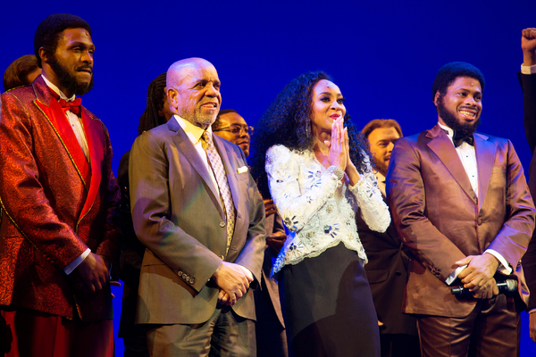 Jarran Muse, Berry Gordy, Allison Semmes, Chester Gregory