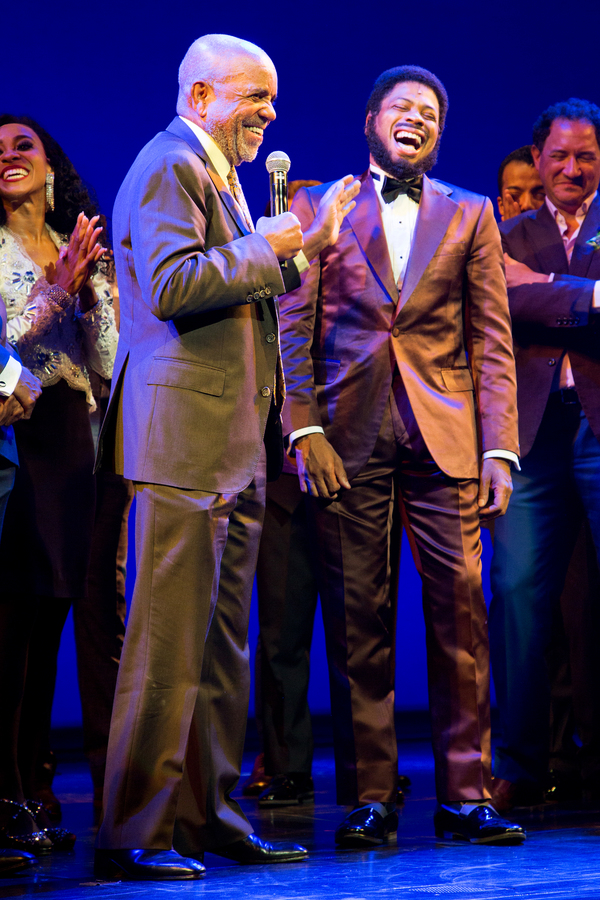 Berry Gordy, Chester Gregory