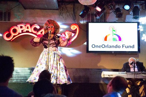 Photo Flash: ONE ORLANDO FUND Benefit Concert