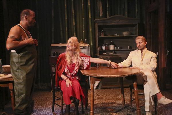 Brian Burke, Susan Priver, Daniel Felix de Weldon