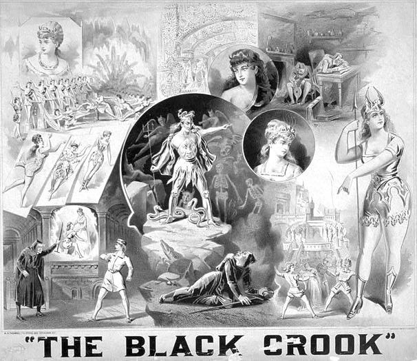 VIDEO: Historic Musical THE BLACK CROOK Seeks Funding For 150th Anniversary Production