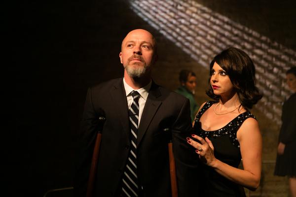 Ken Christiansen and Lucy Williamson