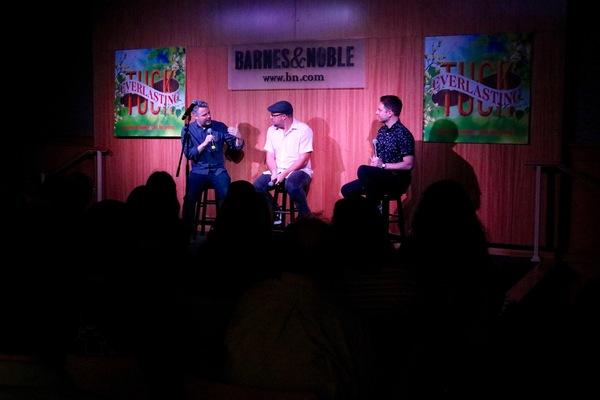 Chris Miller, Nathan Tysen and Tim Federle Photo