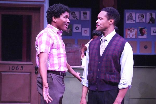 Eric B. Anthony and Stu James