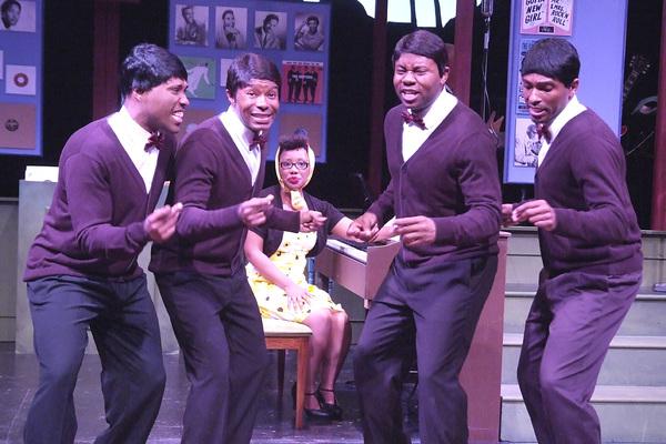 Alfred Jackson, Frank Lawson, Joel Rene, Matthew Sims. Jr. and Franklin Grace Photo