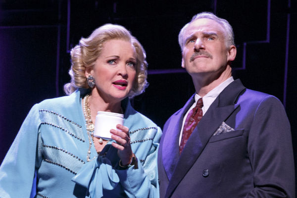 Christine Ebersole and John Dossett