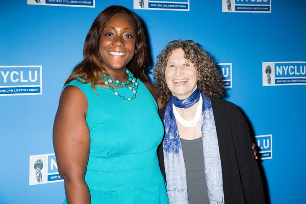 Dominique Sharpton, Donna Lieberman