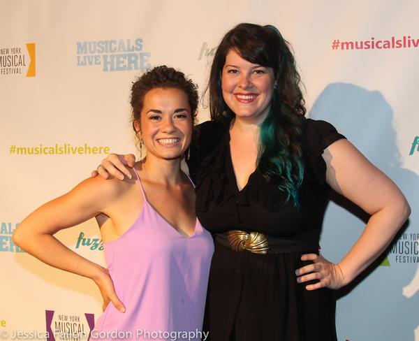 Elly Noble and Lauren Elder