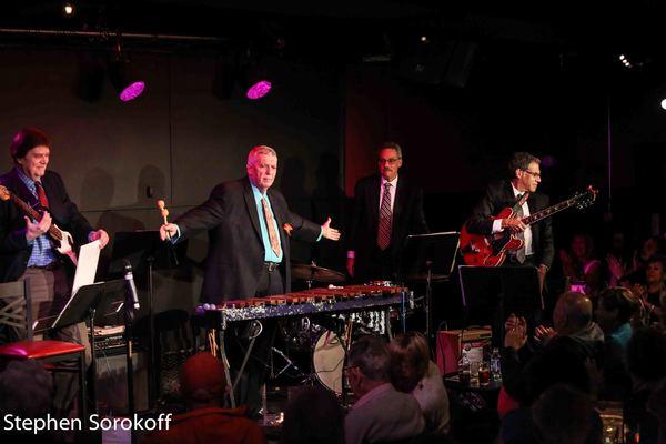 Ed Sterbenz, Elliot Finkel, Tony Tedesco, Robbie Kershaw