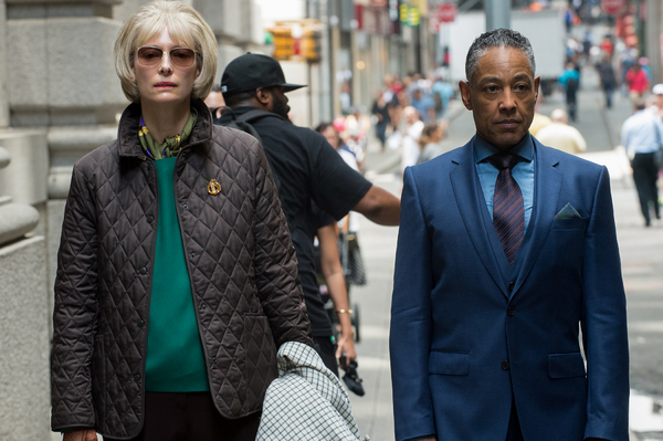 Tilda Swinton, Giancarlo Esposito Photo
