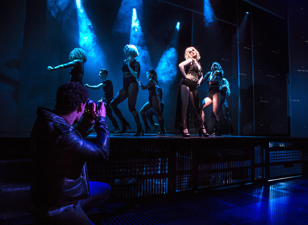 Photo Flash: First Look at EXPOSURE at the St. James Theatre