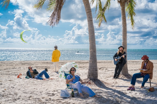 Photo Flash: Meet the Band! Mad Cat Live! Performs Neil Young's ON THE BEACH