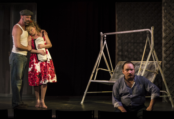 Photo Flash: First Look at 2 BY TENNESSEE WILLIAMS at St. Luke's Theatre