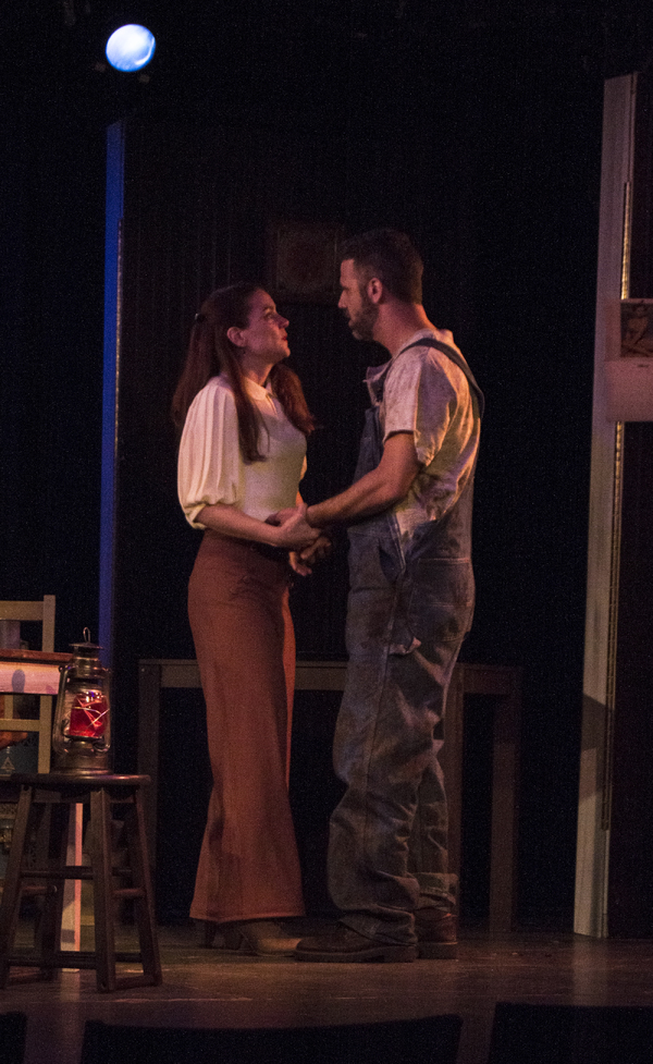 Photos: First Look at 2 BY TENNESSEE WILLIAMS at St. Luke's Theatre