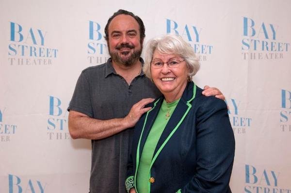 Lance Gotko and Jane Holden