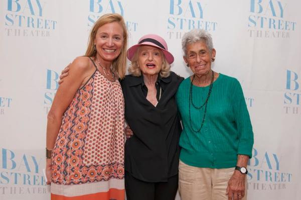 Tracy Mitchell, Edie Windsor, Carol Shapiro