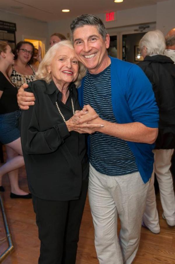 Edie Windsor and James Lecesne