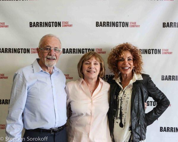 Bernard Wolfson, Julianne Boyd, Jessie Wolfson