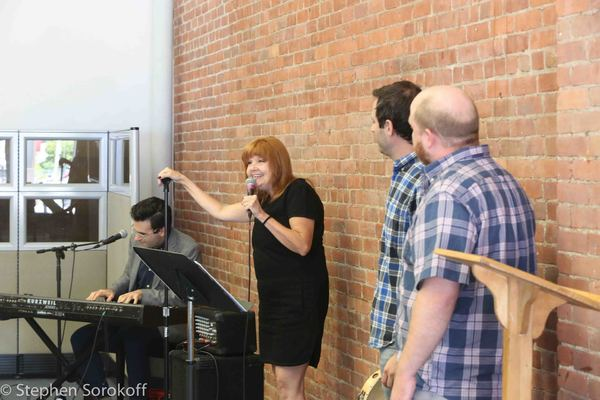 Joe Iconis, Annie Golden, Lance Rubin, Sweet Tooth Williams