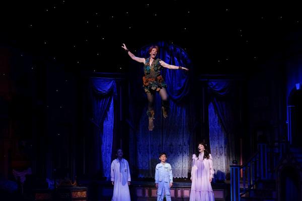 Misty Cotton, Elliot Weaver, Jacob Farry, and Jill Townsend