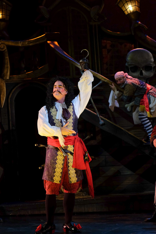 Photo Flash:  Moonlight Stage Productions Presents Peter Pan
