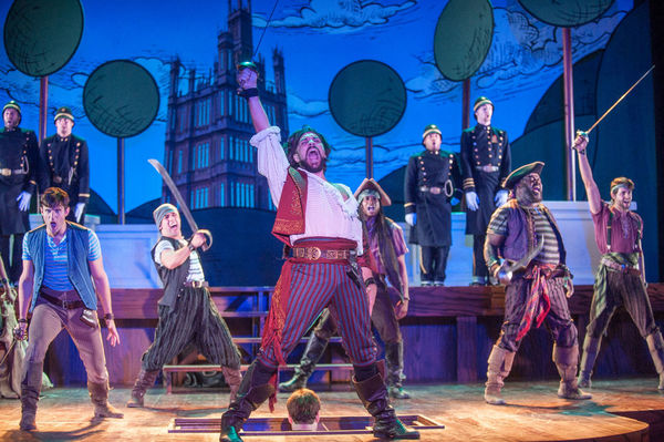 Photo Flash: First Look at Will Swenson, Kyle Dean Massey and More in PIRATES OF PENZANCE at Barrington Stage