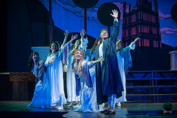 Scarlett Strallen, David Garrison and Company