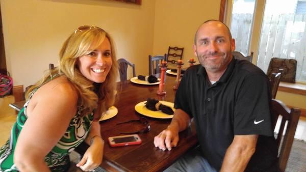 Amy Jones and Tim Jones Photo