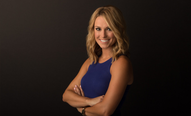 ESPN Hires Molly McGrath As College Sports Sideline Reporter And Host