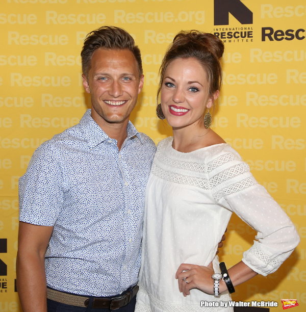 Photo Coverage: Patina Miller, Laura Osnes & More Support 6th Annual GenR Summer Party