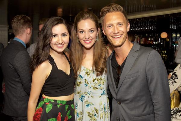 Abby DePhillips, Laura Osnes, Nathan Johnson Photo