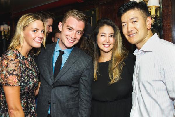 Rachel Tiggess, Tony Marion, Bora Park, Stephen Chow