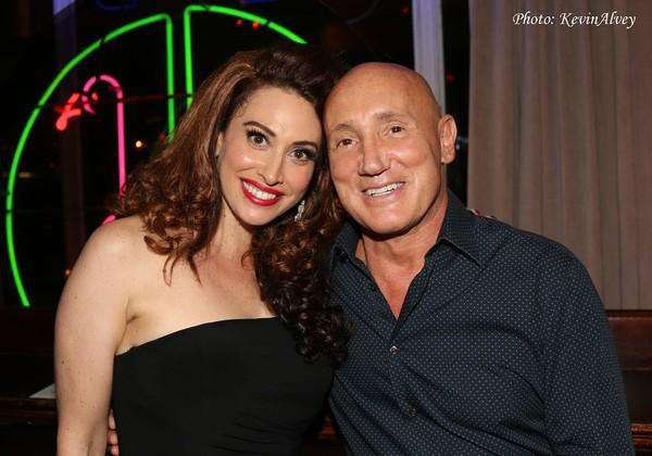 Lesli Margherita and Gianni Valenti