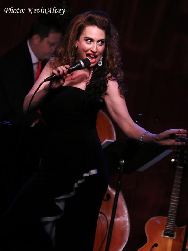 Photos: Lesli Margherita Reprises BROAD at Birdland
