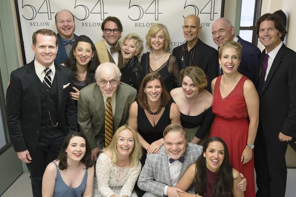 Photo Flash: Original Stars Return for ONWARD VICTORIA: IN CONCERT at Feinstein's/54 Below