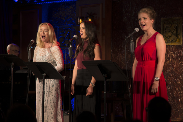 Lora Jeanne Martens, Vanessa Spica and Sabina Petra Photo